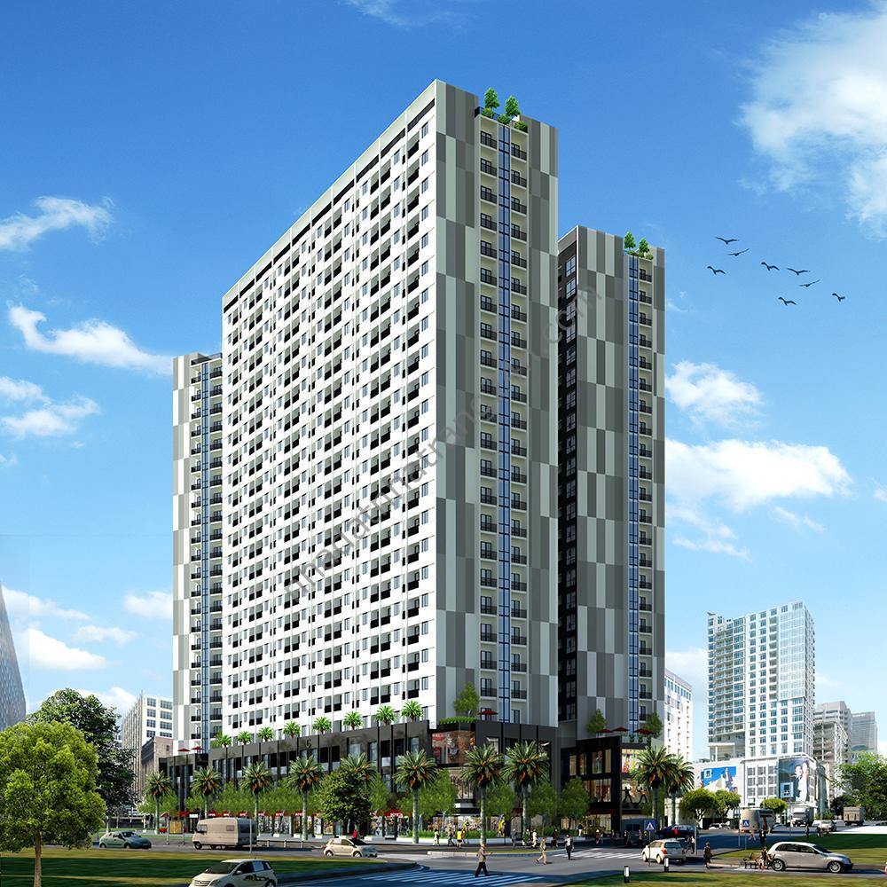 Nhà ở xã hội PH Complex Nha Trang