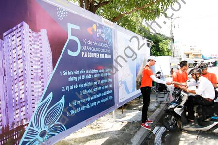 Nhiều người dân quan tâm đến chung cư P.H Complex NhaTrang