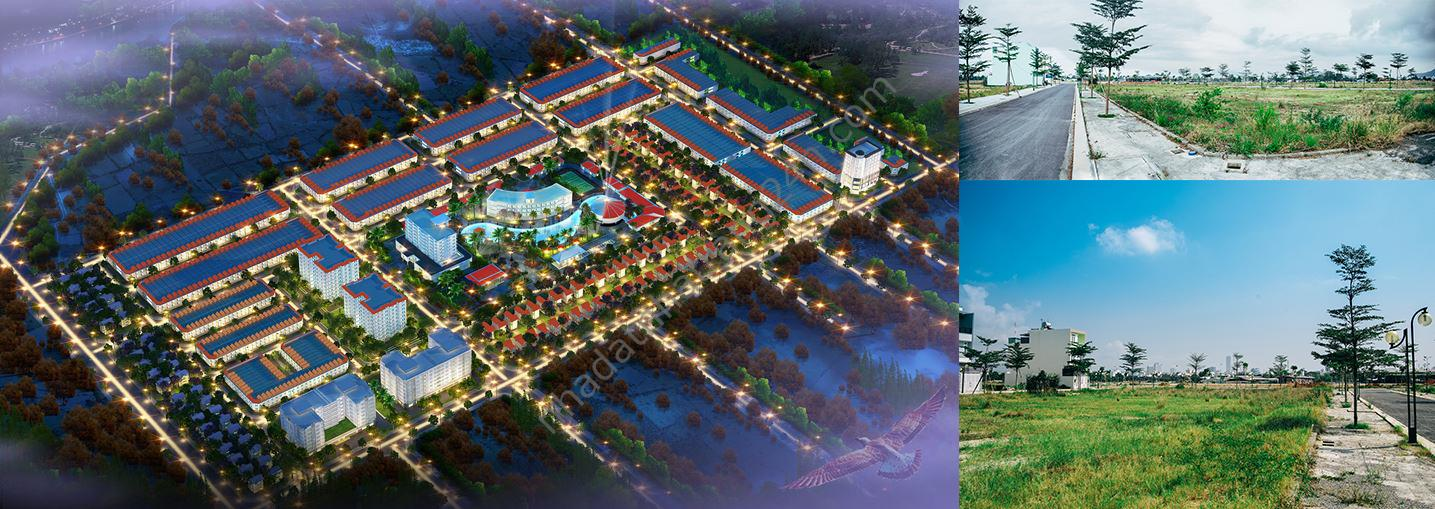 Bán đất nền khu đô thị Hoàng Long Nha Trang. Lh 094 8888 225