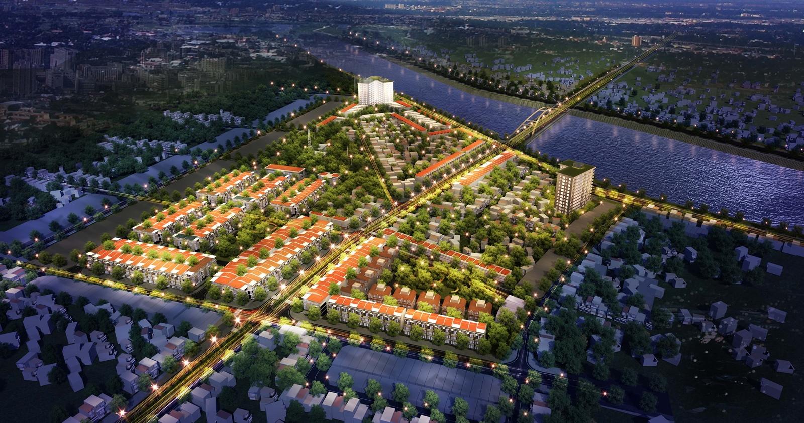 Khu đô thị VCN Phước Long 1