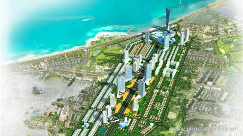 Khu đô thị Piania City Sân Bay Nha Trang
