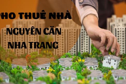 Cho thuê nhà nguyên căn Nha Trang