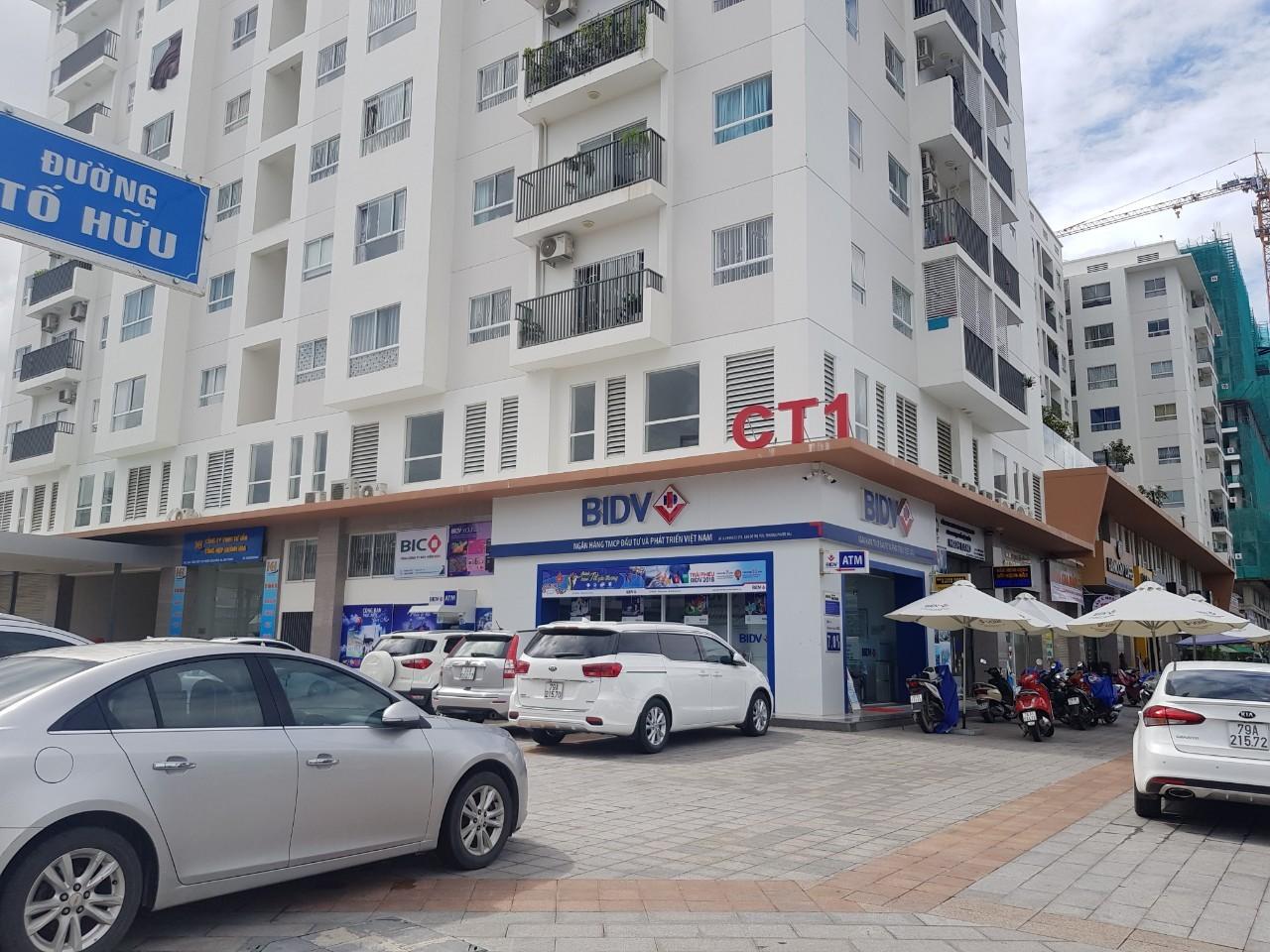 Bán căn hộ CT1 Khu đô thị VCN Phước Hải, Nha Trang