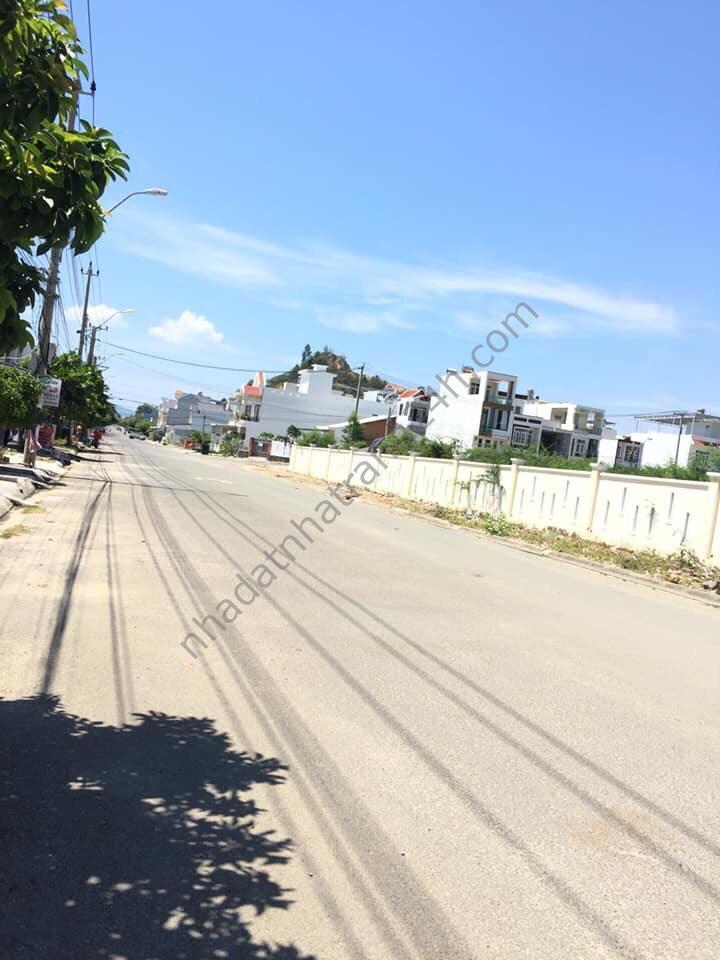 Bán đất đường Trần Khắc Chân, phường Vĩnh Hòa, Nha Trang