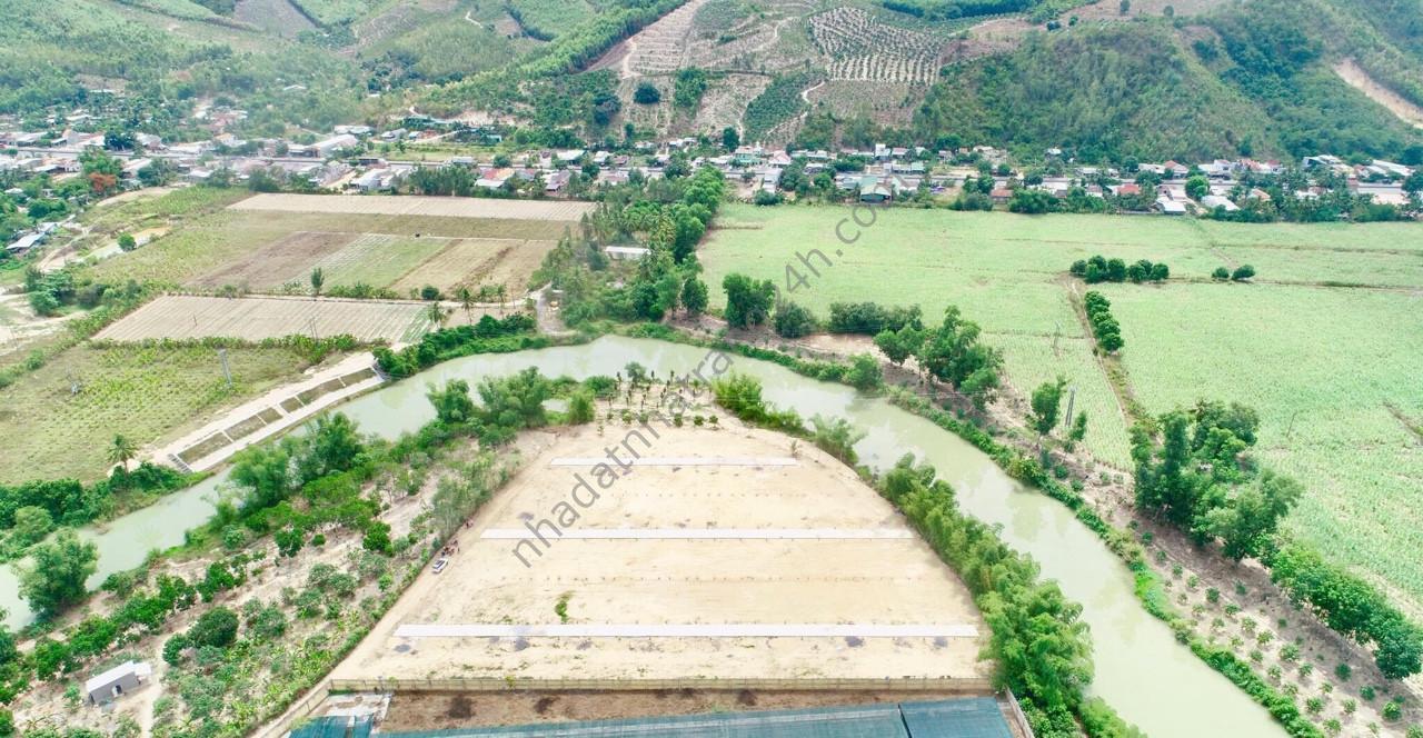 Bán đất nền view sông xã Suối Cát, huyện Cam Lâm, Khánh Hòa