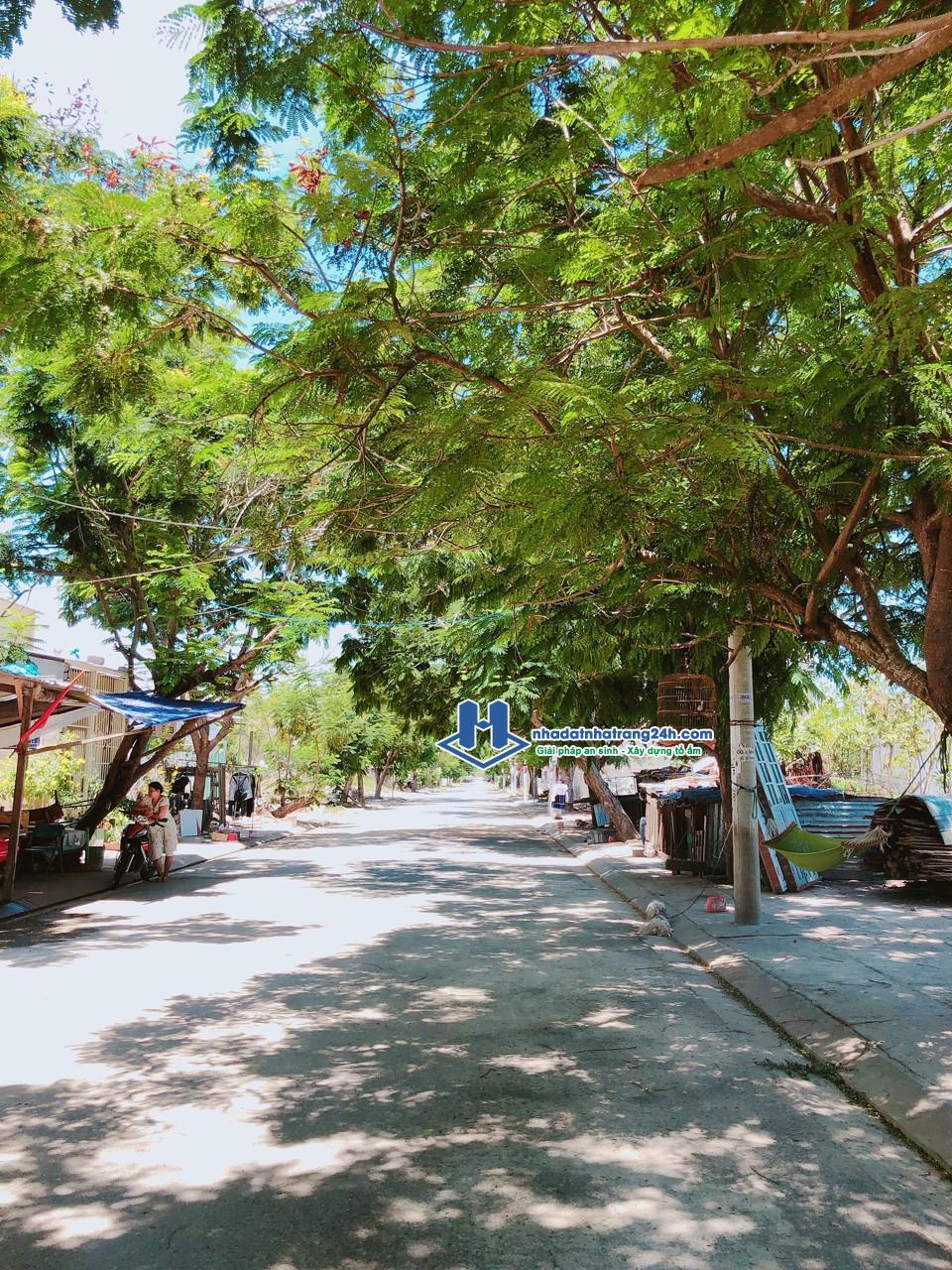 Bán đất tái định cư Đất Lành, xã Vĩnh Thái, Nha Trang