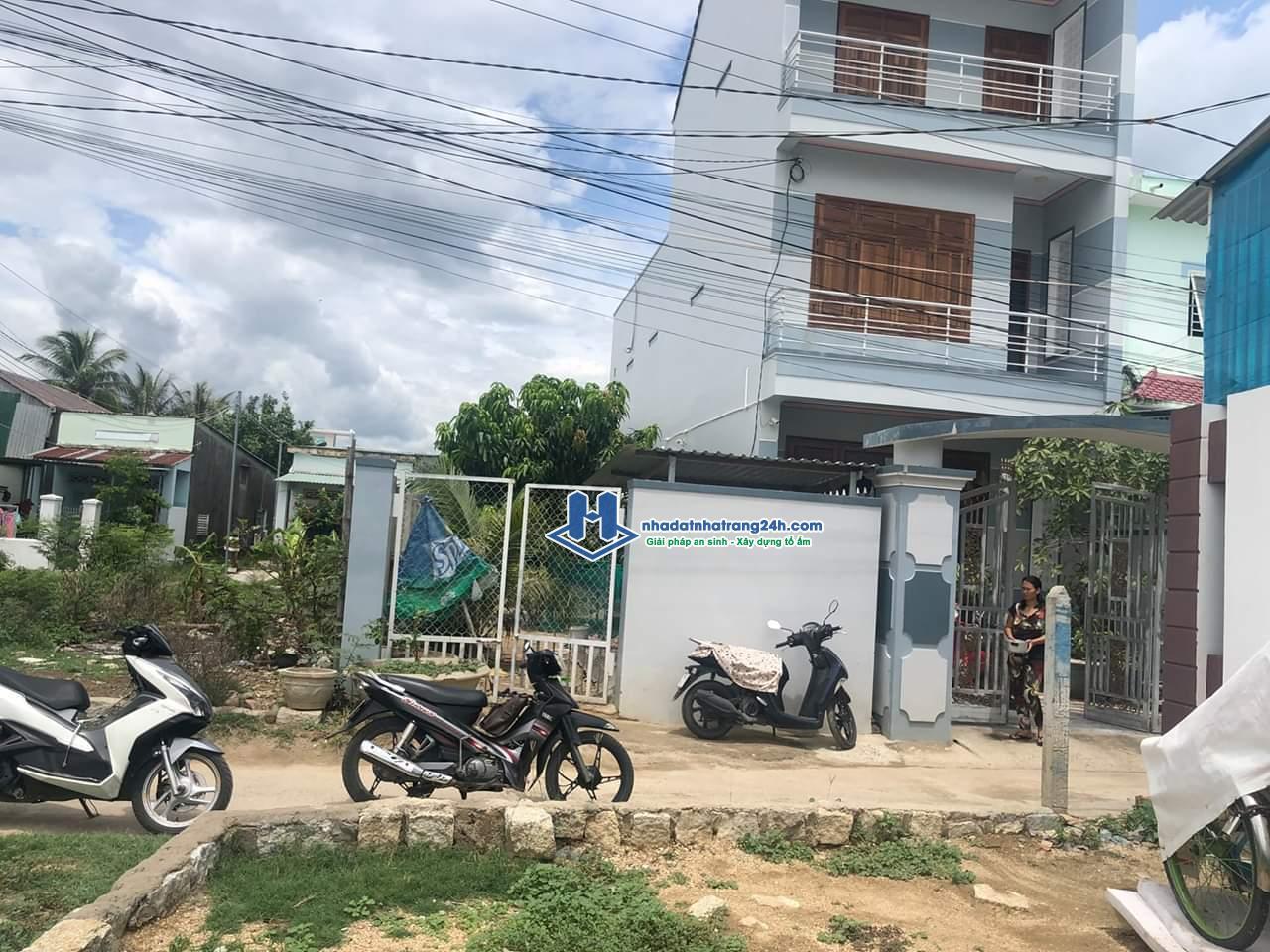 Bán đất hẻm Liên Hoa, Xã Vĩnh Ngọc, Nha Trang
