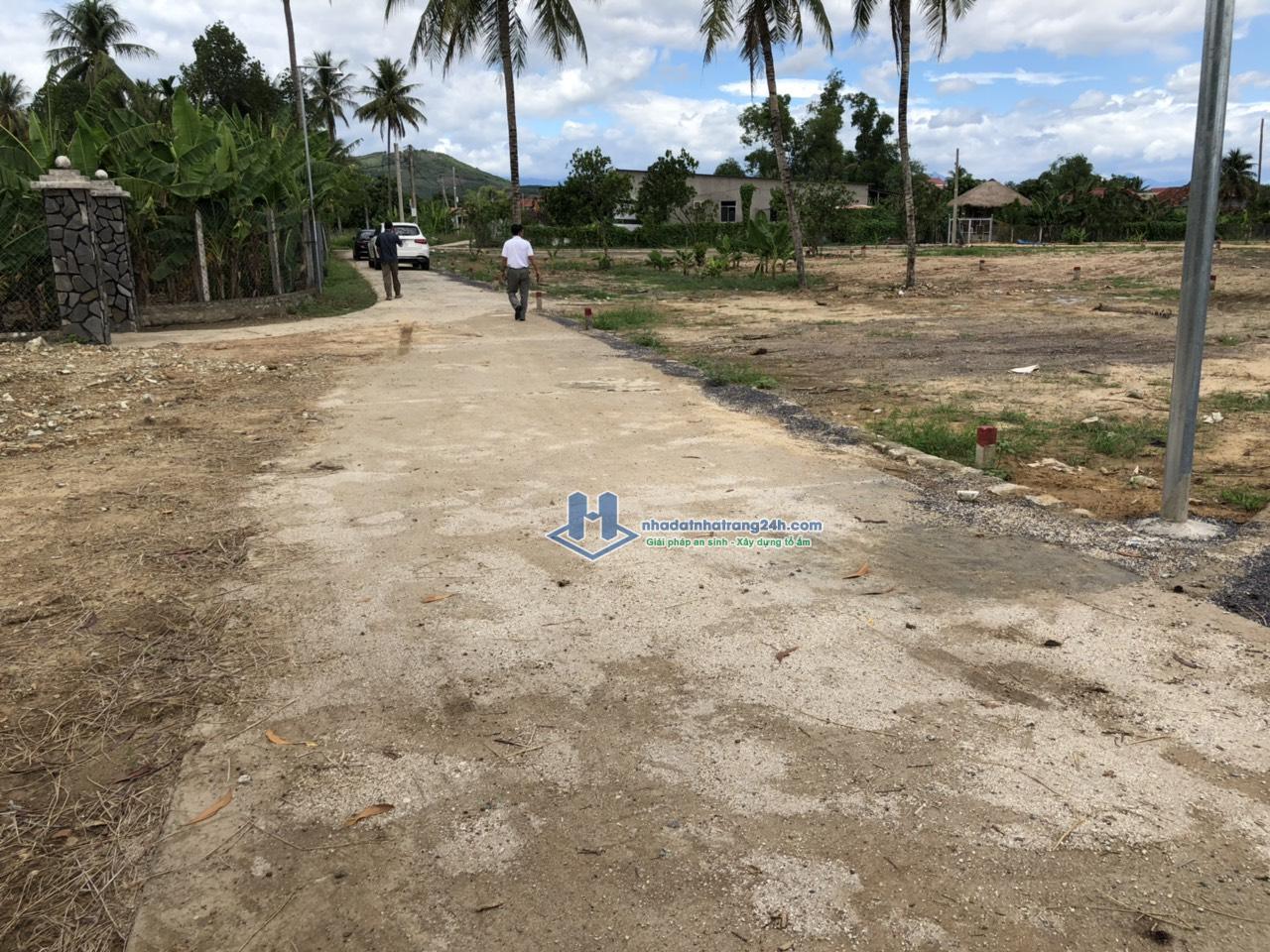 Bán đất thôn Đồng Bé, Xã Diên Thọ, Diên Khánh