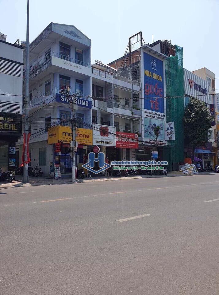 Cho thuê mặt bằng đường Lê Thánh Tôn, Nha Trang