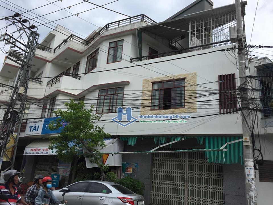 Bán nhà mặt tiền đường Cửu Long, Nha Trang