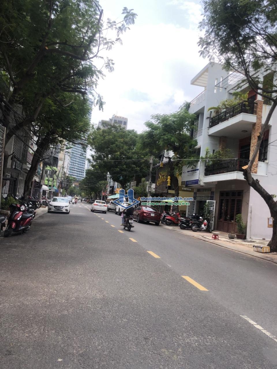 Bán nhà đường Bạch Đằng, P. Tân Lập, Nha Trang