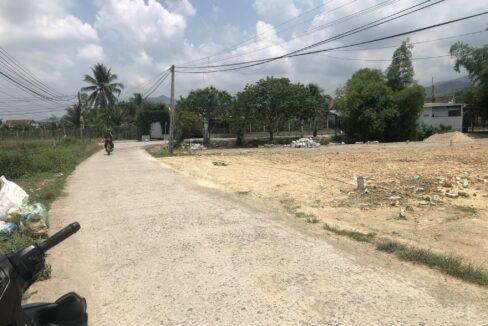 Bán đất đường Rọc Chu xã Diên Diền